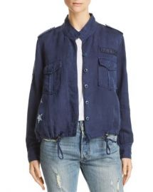 Rails Grant Star Military Jacket  Women - Bloomingdale s at Bloomingdales