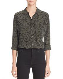 Rails Kate Animal-Print Silk Shirt  Women - Bloomingdale s at Bloomingdales