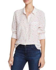 Rails Kate Printed Silk Shirt  Women - Bloomingdale s at Bloomingdales