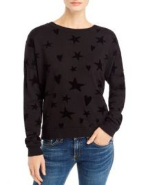 Rails Marlo Flocked Sweatshirt  Women - Bloomingdale s at Bloomingdales