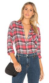 Rails Milo Button Up in Bonfire  amp  Ash from Revolve com at Revolve