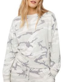 Rails Ramona Camo Sweatshirt Women - Bloomingdale s at Bloomingdales