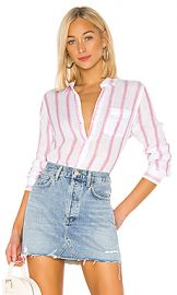 Rails Reagan Button Down in Tulip Stripe from Revolve com at Revolve