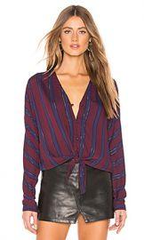 Rails Sloane Blouse in Janeiro Stripe from Revolve com at Revolve