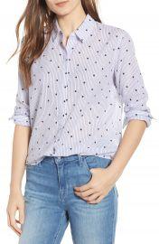 Rails Taylor Star Stripe Shirt   Nordstrom at Nordstrom