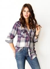 Rails plaid shirt at Boutique To You