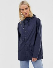Rains Waterproof Jacket   ASOS at Asos