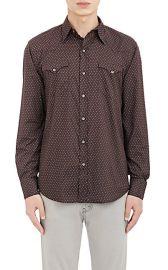 Ralph Lauren Black Label Western Shirt at Barneys Warehouse