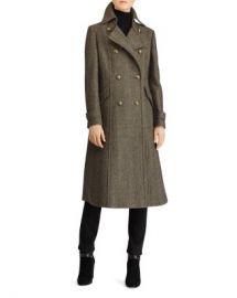 Ralph Lauren Double-Breasted Coat  Women - Bloomingdale s at Bloomingdales