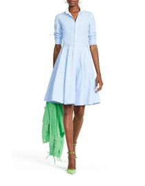 Ralph Lauren Fit and Flare Shirtdress at Lord & Taylor