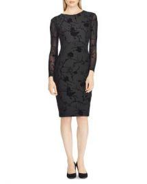 Ralph Lauren Floral Mesh Dress Women - Bloomingdale s at Bloomingdales