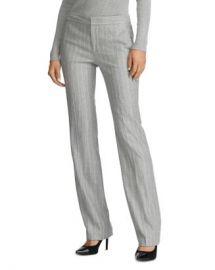 Ralph Lauren Lauren Ralph Lauren Pinstriped Straight-Leg Pants Women - Bloomingdale s at Bloomingdales