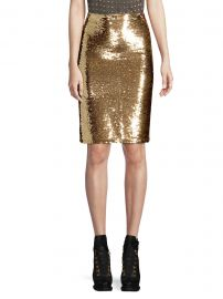Ramos Sequin Pencil Skirt at Saks Fifth Avenue