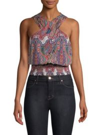 Ramy Brook Lorenza Top at Saks Fifth Avenue