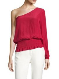 Ramy Brook - Janey One-Shoulder Top at Saks Fifth Avenue