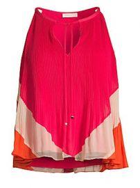 Ramy Brook - Nitsan Sleeveless Printed Blouse at Saks Fifth Avenue