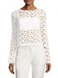 Ramy Brook - Sam Lace Top at Saks Fifth Avenue