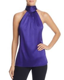 Ramy Brook Paige Halter Top at Bloomingdales
