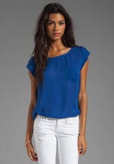 Rancher blouse by Joie at Revolve