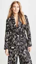 Raquel Allegra Belted Blazer at Shopbop