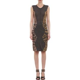 Raquel Allegra Jersey Fiesta Tank Dress at Barneys