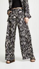 Raquel Allegra Wide Leg Pants at Shopbop