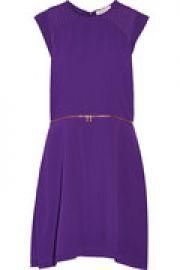 Ravissante chiffon mini dress at The Outnet