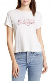 Re Done Classic Los Angeles Skyline Tee   Nordstrom at Nordstrom