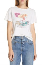 Re Done Ride or Die Classic Graphic Tee   Nordstrom at Nordstrom