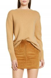 Re Done   x27 40s Crewneck Sweater   Nordstrom at Nordstrom