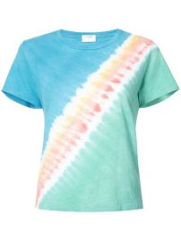 Re Done Freedom tie-dye Tee - Farfetch at Farfetch