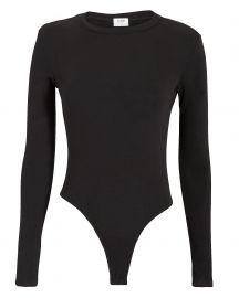 Re Done Long Sleeve Bodysuit at Intermix