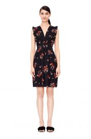 Rebecca Taylor Sleeveless Marguerite Floral Dress at Rebecca Taylor