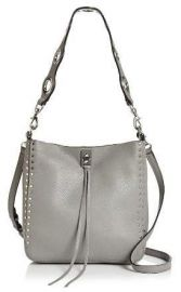 Rebecca Minkoff Darren Small Leather Feed Bag at Bloomingdales