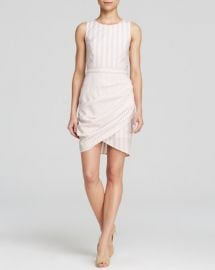 Rebecca Minkoff Dress - Striped Silk Colman at Bloomingdales