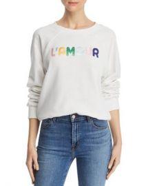 Rebecca Minkoff L  x27 Amour Sweatshirt Women - Bloomingdale s at Bloomingdales