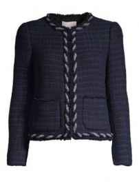 Rebecca Taylor - Tweed Jacket at Saks Fifth Avenue
