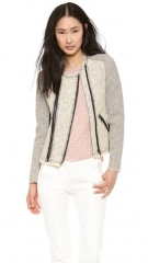 Rebecca Taylor Combo Tweed Jacket at Shopbop