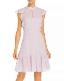 Rebecca Taylor Dot Embroidered Dress Women - Bloomingdale s at Bloomingdales