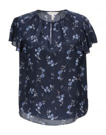 Rebecca Taylor Floral Blouse at Yoox