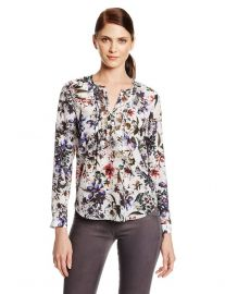 Rebecca Taylor Garden Blouse at Amazon