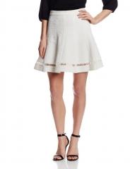 Rebecca Taylor Jacquard Skirt at Amazon