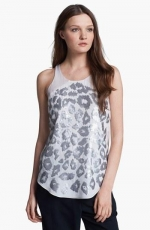 Rebecca Taylor Leo sequin tank at Nordstrom