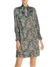 Rebecca Taylor Lynx Silk Shift Dress - 100  Exclusive Women - Bloomingdale s at Bloomingdales
