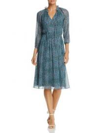 Rebecca Taylor Minnie Floral-Print Dress at Bloomingdales