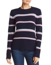 Rebecca Taylor Multi-Stripe Sweater Women - Bloomingdale s at Bloomingdales