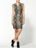 Rebecca Taylor Python dress at Piperlime at Piperlime