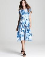 Rebecca Taylor Shibori dress at Bloomingdales
