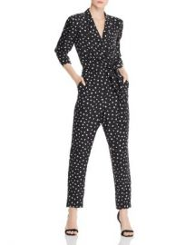 Rebecca Taylor Silk-Blend Cheetah-Print Jumpsuit Women - Bloomingdale s at Bloomingdales