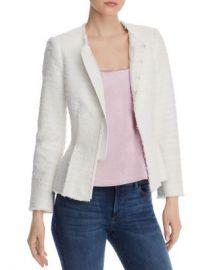 Rebecca Taylor Tailored Tweed Jacket Women - Bloomingdale s at Bloomingdales